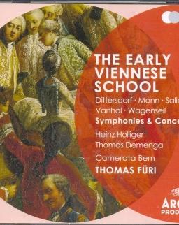Korai Bécsi Klasszikusok (Dittersdorf, Monn, Salieri, Vanhal, Wagenseil, Albrechtsberger, Zimmermann)