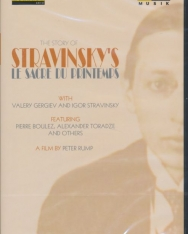 The Story of Stravinsky's Le sacre du Printemps - DVD