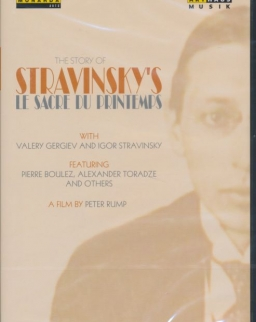 The Story of Stravinsky's Le sacre du Printemps - DVD