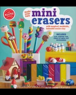 Make Your Own Mini Erasers (Klutz)