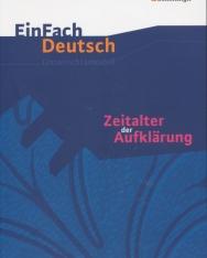 EinFach Deutsch Unterrichtsmodelle: Zeitalter der Aufklärung