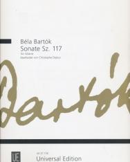 Bartók Béla: Sonate - gitárra