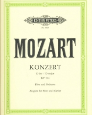 Wolfgang Amadeus Mozart: Concerto for Flauto K 314
