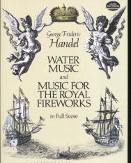Georg Friedrich Händel: Water Music And Music For The Royal Fireworks - Partitúra