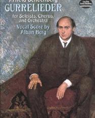 Arnold Schoenberg: Gurrelieder - Vocal score