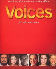 Voices - Album for Voice and Piano
