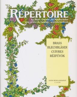 Répertoire rézfúvós (tenorharsona, bariton, tuba vagy tenorkürt)