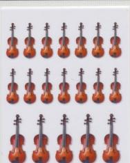 Matrica - hegedű
