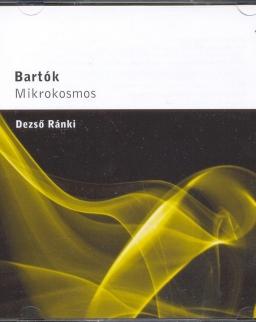 Bartók Béla: Mikrokozmosz 2 CD