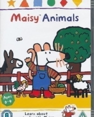 Maisy - Animals - Learn about animals with Maisy DVD