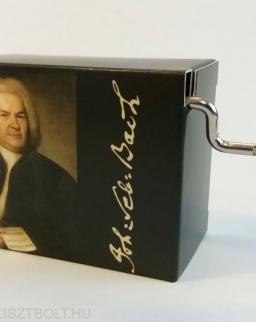 Zenélő doboz Bach (Air)