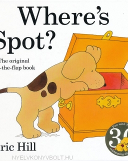 Where's Spot? - A lift-the-flap book (Hardback)