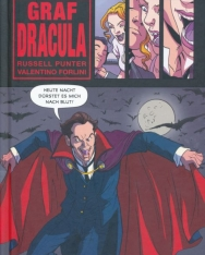 Russel Punter: Usborne Graphic Novels: Graf Dracula