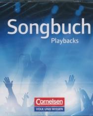 Songbuch Playbacks (Audio CDs 5)