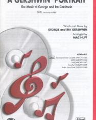 Gershwin: Portrait - kórusra (SATB)