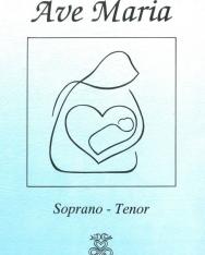 Ava Maria - szoprán/tenor