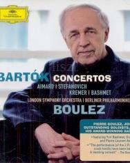 Bartók Béla: Concerto for Two Pianos, Percussion, for Violin No 1, for Viola