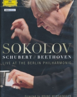 Grigory Sokolov: Live at Berlin Philharmonie - DVD