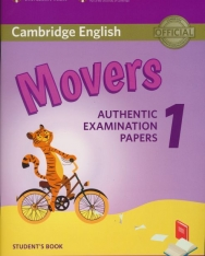 Cambridge English Movers 1 Student's Book for Revised Exam from 2018