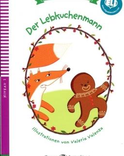 Der Lebkuchenmann - ELI Erste Lektüren Niveau 2 - Multimedia Dateien zum Herunterladen