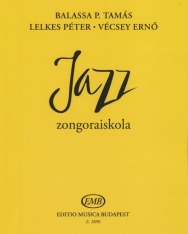 Balassa-Lelkes: Jazz zongora iskola