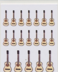Matrica - gitár