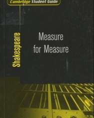 Cambridge Student Guide to Shakespeare Measure for Measure