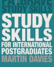 Study Skills for International Postgraduates - Palgrave Study Skills