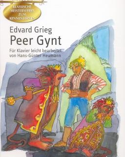 Edvard Grieg: Peer Gynt - gyermekeknek, zongorára