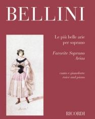 Vincenzo Bellini: Favorite Soprano Arias