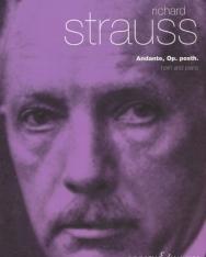 Richard Strauss: Andante op. posth. - kürtre, zongorakísérettel