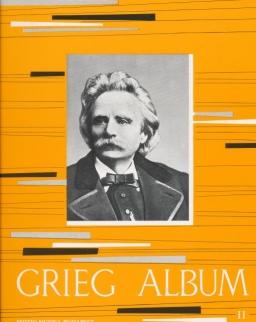 Edvard Grieg: Album zongorára 2.