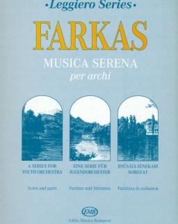 Farkas Ferenc: Musica Serena - leggiero