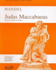 Georg Friedrich Händel: Judas Maccabaeus - zongorakivonat (angol)