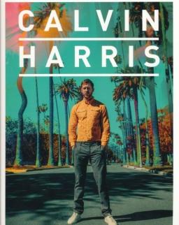 Calvin Harris Collection - ének-zongora-gitár