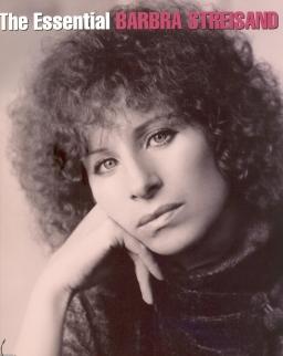 Barbra Streisand: Essential - ének-zongora-gitár