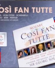 Wolfgang Amadeus Mozart: Cosí fan tutte - 3 CD