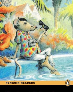 Marcel goes to Hollywood with Audio CD - Penguin Readers Level 1