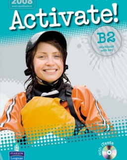 Activate! B2 Workbook with Key and iTests CD-ROM