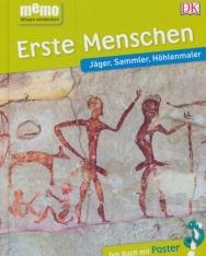 Erste Menschen: Jäger, Sammler, Höhlenmaler. Das Buch mit Poster!