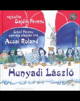 Hunyadi László (CD-melléklettel)