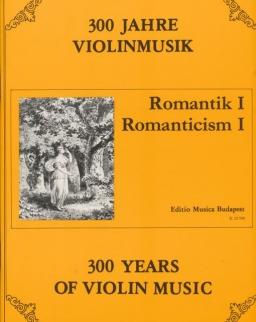 300 év hegedűmuzsikája - Romantika 1.