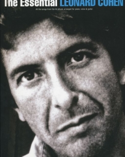 Leonard Cohen: Essential - ének, zongora, gitár