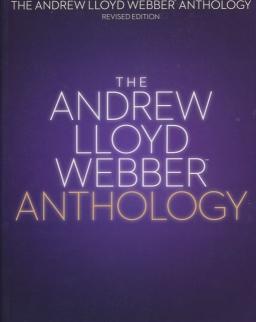 The Andrew Lloyd Webber Anthology - ének-zongora-gitár