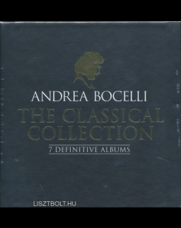 Andrea Bocelli: The Classical Collection - 7 CD