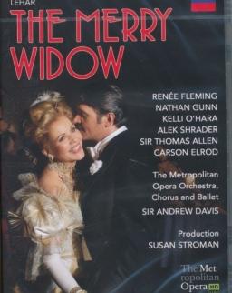 Lehár Ferenc: The Merry Widow - A víg özvegy DVD