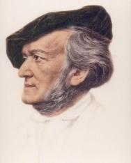 Képeslap Wagner
