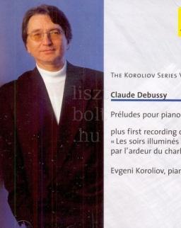 Claude Debussy: Préludes - 2 CD