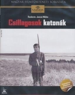 Csillagosok katonák DVD