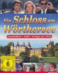 Ein Schloß am Wörthersee - Sammeledition Staffel 1 (Folge 1-10) [5 DVDs]